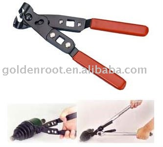 Cv boot clamp pliers hose clamp pliers engine tool view clamp