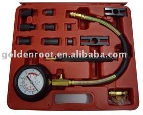 Motor Diesel probador de compresión Set ( C.V.S ), Herramientas de reparación del motor, Herramienta de reparación de automóviles