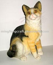 polyresin cats craft handicraft