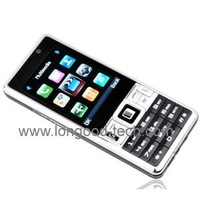 "mobile phone (T718) with TV + FM + Dual Bluetooth + camera + 2.8""touch screen"
