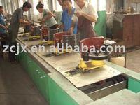 automotive brake assembly line