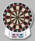 Electronic Bristle Dart Game