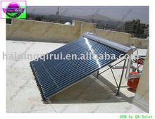 EN12975 certified heat pipe solar collector