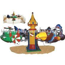 Whirligig Machine kiddie rider swivel equipment Merry-go-round Amusement machine