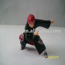 Custom design plastic PVC character figure man