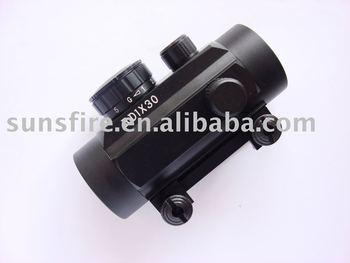 RD 1x 30 rifle scope
