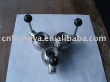 sanitary flange butterfly valve
