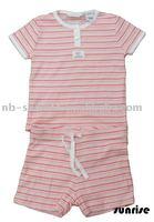 children`s lovely pajama set