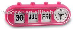 Auto flip Calendar clock,Auto flip calendar,Calendar clock