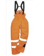 Unlined - Hi-Vis Antistatic Flame Resistant Trouser