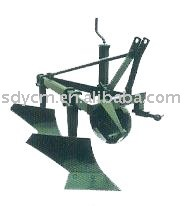 agricultural machinery- two share plough