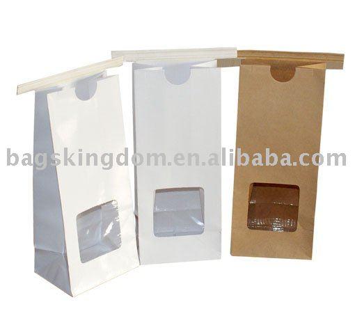 kraft sac de papier sac avec tin cravate sacs d 39 emballage id du produit 291156320 french. Black Bedroom Furniture Sets. Home Design Ideas