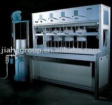 Bell-type gas meter testing system