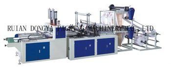DYH Series 1000 High-Speed Computer Control Double-Layer Four Line Bag Making Machine