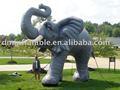 personalizado elefante inflable modelo