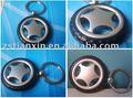 タイヤの革キーホルダーまたはタイヤの革主時計入れかタイヤの革キーホルダー