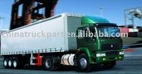 6X4 SINOTRUK HOWO Tractor Truck