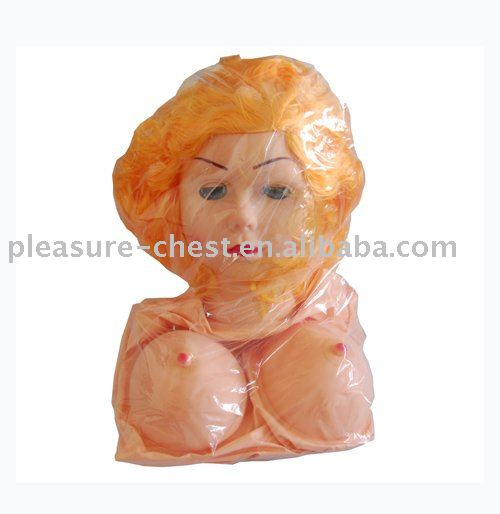 See larger image: inflatable sex doll,adult novelty,sex toy