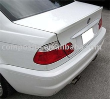 3-SERIES E46 COUPE 2DR CSL REAR WING TRUNK SPOILER (Brand new, no MOQ,In stock, Free shipping)