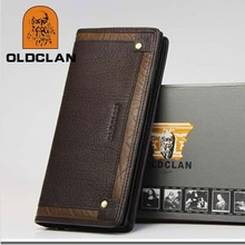 leather gents wallet/brand men wallet/men bifold wallet
