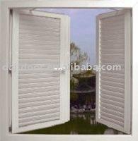 PVC shutter window