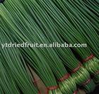 Frozen garlic sprouts
