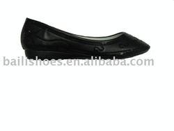 embroidery shoe lady footwear fashion shoe