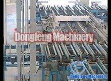 Gypsum machinery line