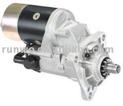 Starter Motor Used On Isuzu 4BD1 6BD1 1107340 1107352 1107367