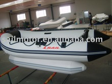 SAIL Inflatable Boat 2.3m with 2.5HP outboard