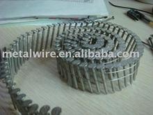 plastic coil drywall screw