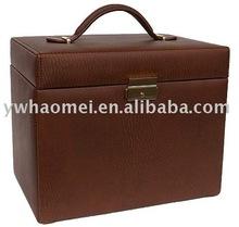 PU jewelry box , leather jewelry case