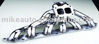car stainless steel manifold
