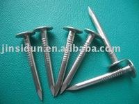 Aluminum ring nails