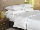100% cotton hotel jacquard bedding sets (WU-BS-1005)