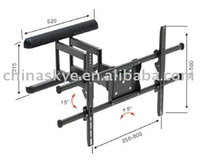 TV/LCD WALL MOUNT BRACKET