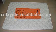 functional back cushion blanket