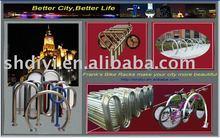 2012 Stainless steel or Carbon Steel Bike Racks