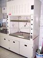 Equipos de laboratorio, de acero inoxidable campana extractora de humos, muebles de laboratorio