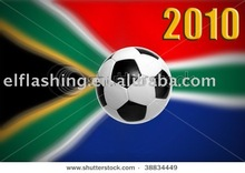 EL panel , EL Sound Activated T-shirt, 2010 World Cup Celebrating shirt