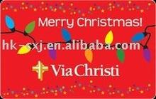 VIP Christmas Card