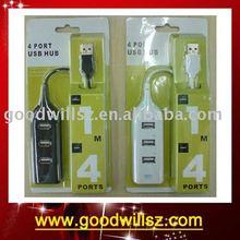 Wholesale 4-port USB Hub