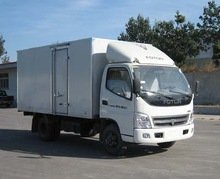 1-1.5 tons mini cargo van,light cargo truck,van truck