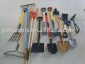 herramientas de la mano
