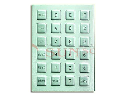 SNK128A 11 years factory OEM metal numeric keyboard