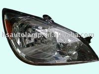Mitsubishi lancer 06 head lamp
