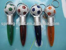 promotional football gift pen