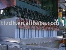 Plaster gypsum block production line