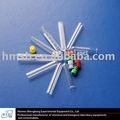 de plástico tubo de ensayo