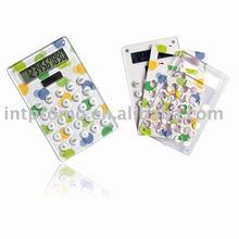 solar pocket size calculator